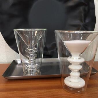 Bitossi DW Cocktail Martini glas set van 2 stuks