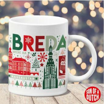 Kerst Mok Breda Groen