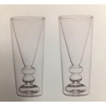 Bitossi DW Likeur glas set van 2 stuks