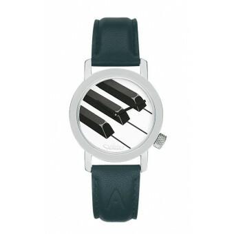 Akteo Horloge Piano Jazz