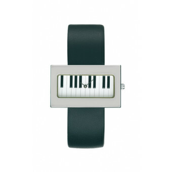 Akteo Horloge Piano Keyboard