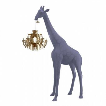Qeeboo Giraffe in Love XS Cold Sand
