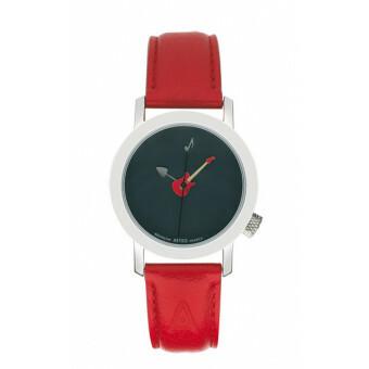 Akteo Horloge Gitaar Rood
