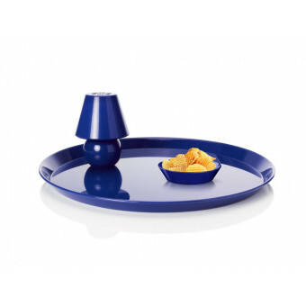 Fatboy Snacklight Blauw Dienblad met Lampje