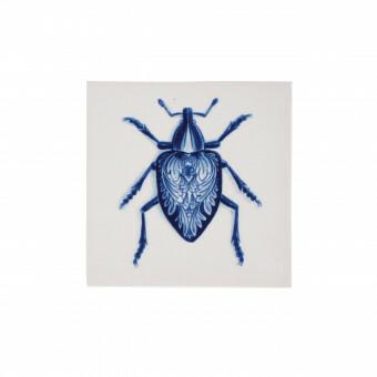 Royal Delft Wunderkammer Bug Tegel 04