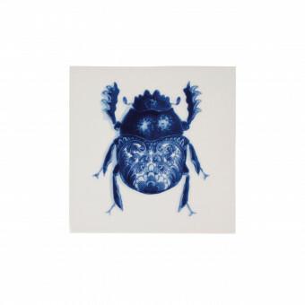 Royal Delft Wunderkammer Bug Tegel 05