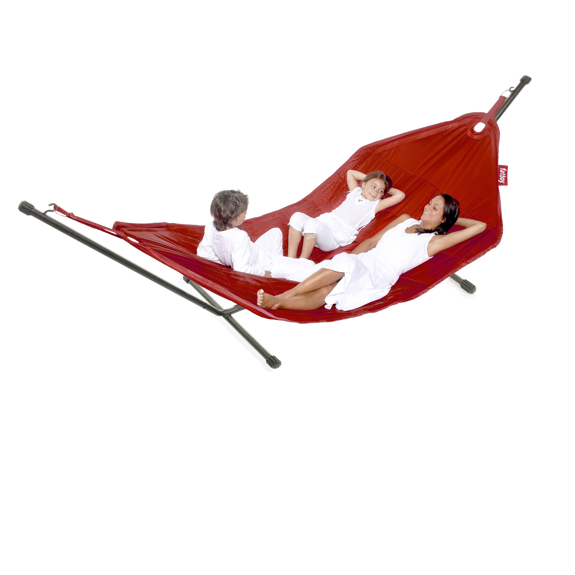 Hangmat Voor 2 Personen.Fatboy Hangmat Rood Topdesign Nl